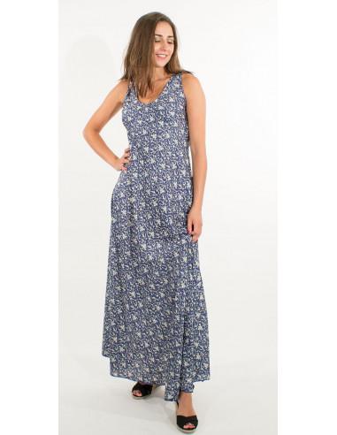 Polyester sari dress