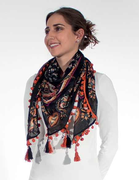 Scarves - Chèches- Sarongs
