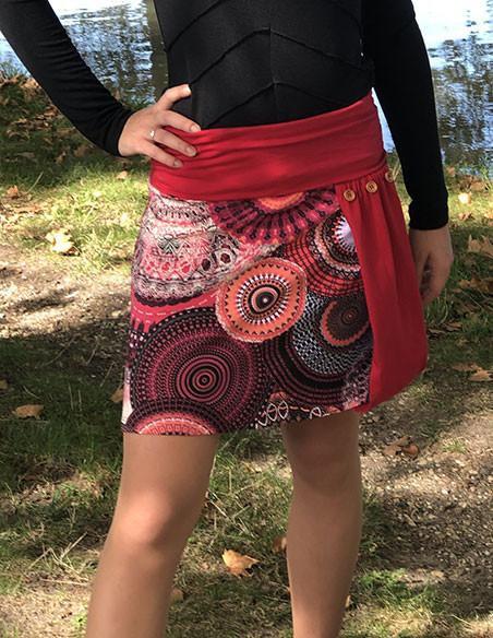 Winter short skirts