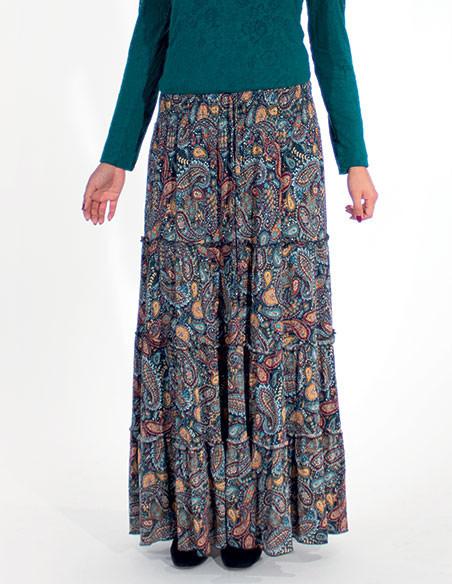 Winter long skirts